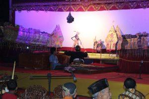 Pagelaran Wayang Dalang Cilik Tyo Surya Pratama dalam rangka Hari Jadi Propinsi Jawa Timur di Ponorogo Tahun 2018 (1)